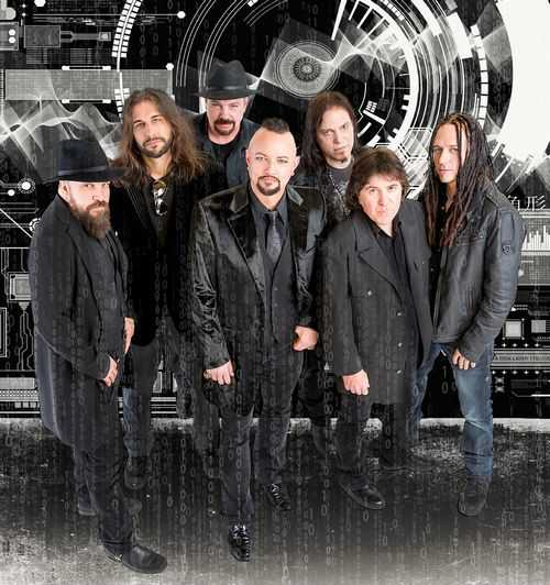 Operation: mindcrime (feat: geoff tate original singer of queensryche) plus guests i